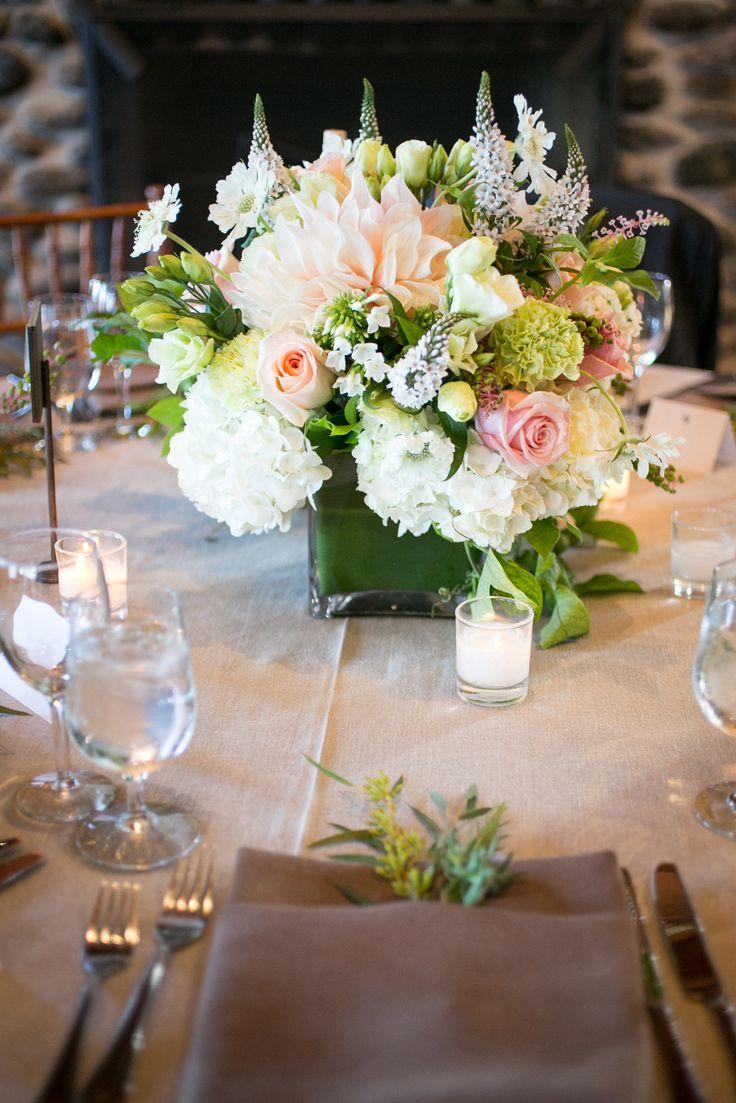 Romantic Mid-Summer Wedding in Tiburon on Borrowed & Blue. Photo Credit: Janae Shields Photography