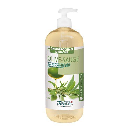 Sampon & gel de dus - masline si salvie 1000 ml http://www.vreau-bio.ro/sampon-bio/26-sampon-gel-de-dus-masline-si-salvie-1000-ml.html