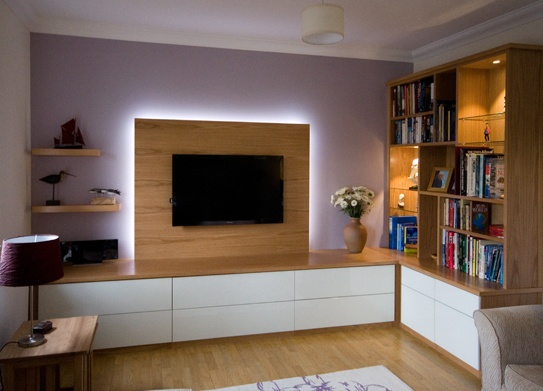 living room bespoke tv furniture ak pinterest