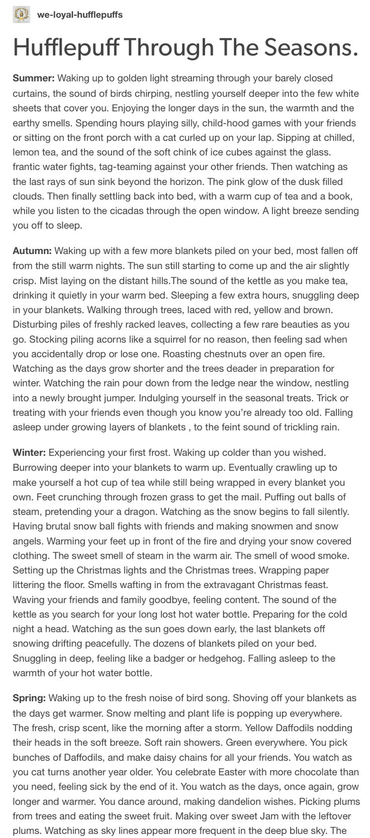 THIS WAS SO COMFORTING TO READ <3