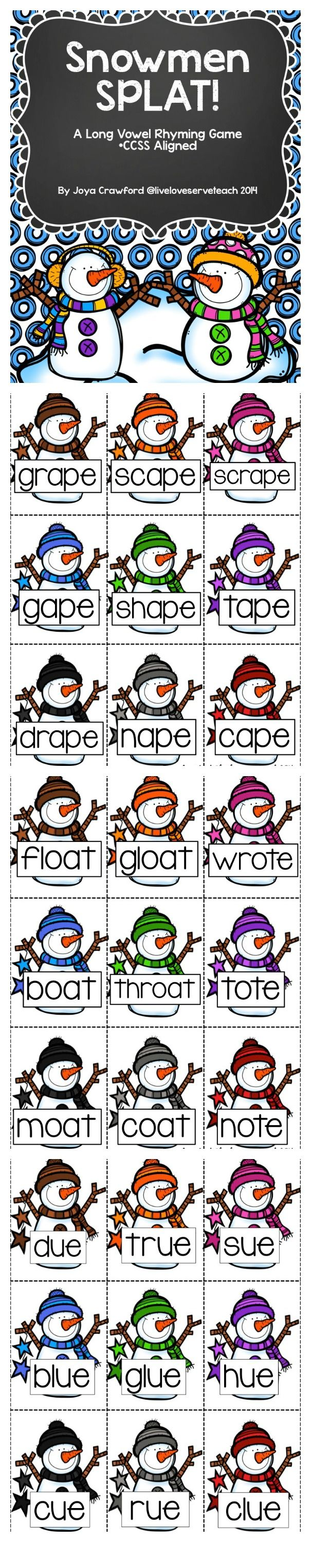 Workbooks rhyming patterns worksheets : 276 best Phonics images on Pinterest | School, Classroom ideas and ...