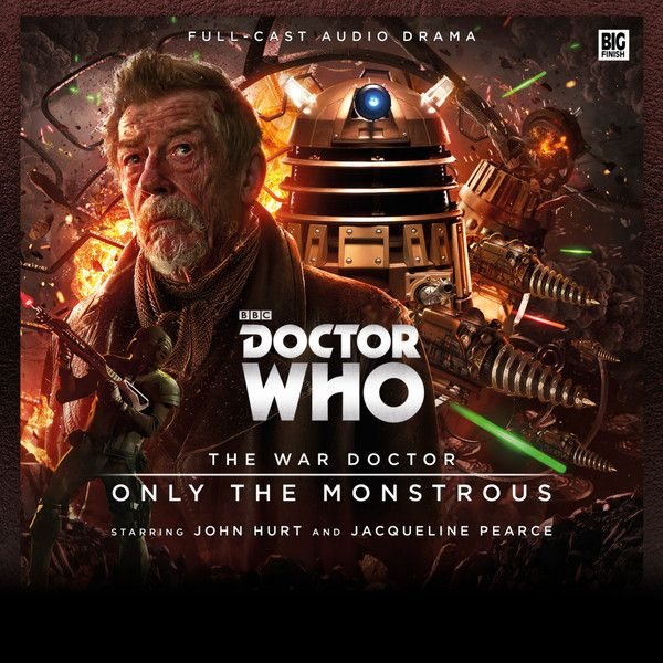 1. The War Doctor Volume 01: Only The Monstrous