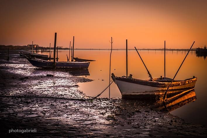 Sunset by Enrico Gabrieli