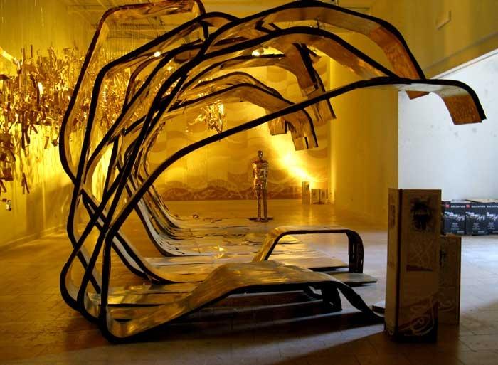 Egyptian Pavilion. 2010 Venice Biennale