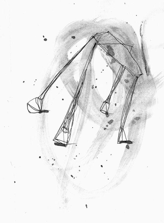 Csaba Pál, drawing 10, A/5