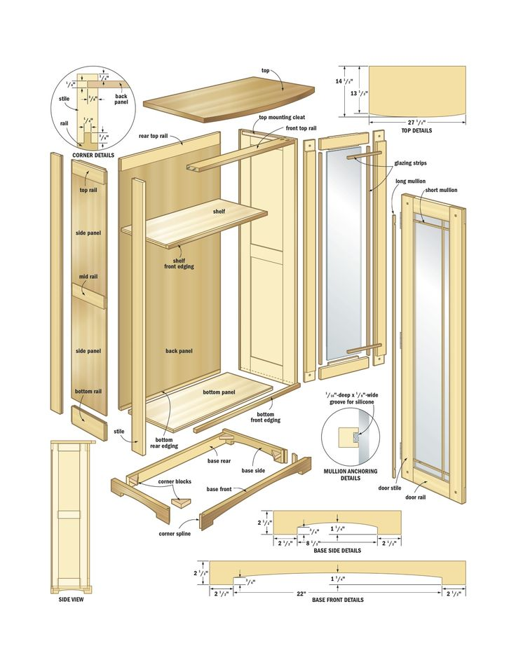 62 best pdf plans images on Pinterest | Free woodworking plans ...