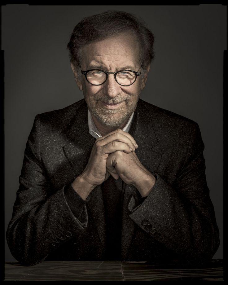 Steven Spielberg by Dan Winters - Google Search