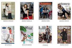Catalogos Andrea  otoño invierno 2015