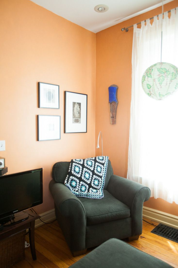 Peach Paint Color For Living Room 51 Best Images About Paint On Pinterest Paint Colors