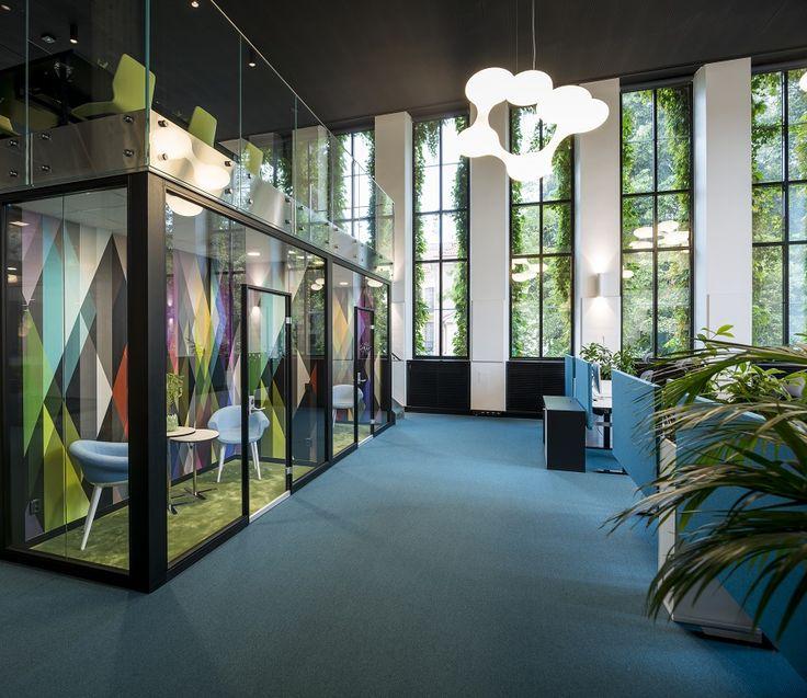 Vorwerk Carpets - Format & Lyrica range Project: SiteVision by Ogeborg