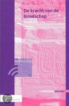 Titel: De kracht van de boodschap / druk 1.       Auteur: G. Rijnja