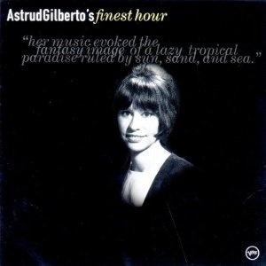 Astrid Gilberto - the original Girl From Ipanema