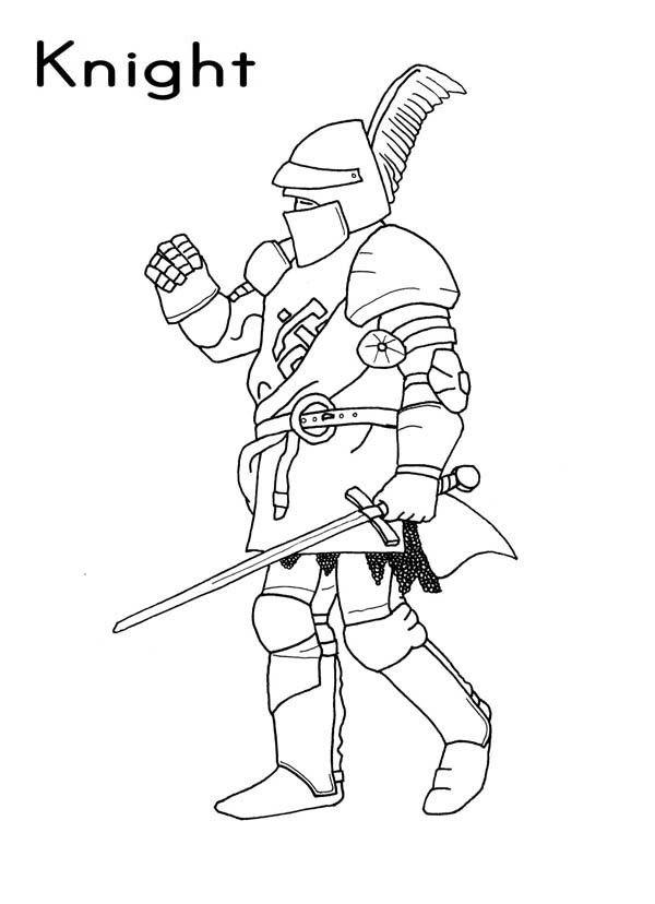 Caballeros 16 Dibujos Faciles Para Dibujar Para Ninos Colorear Malvorlagen Malvorlagen Zum Ausdrucken Ritter