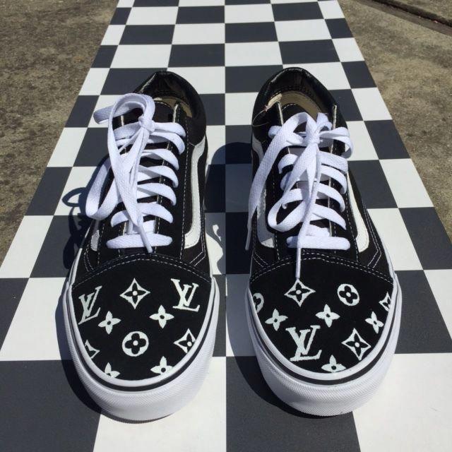 Custom vans shoes, Custom vans, Custom