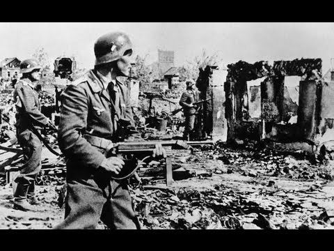 the history of world war ii and its effects