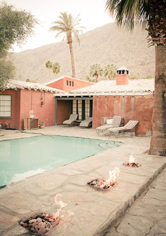 Méchant Design: in the Palm Spring desert...