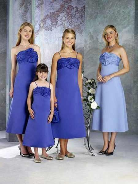 junior brides dresses