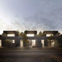 Forbes Massie / 3D Visualisation Studio / London - Work - Bell Philips / Greenwich Bungalos