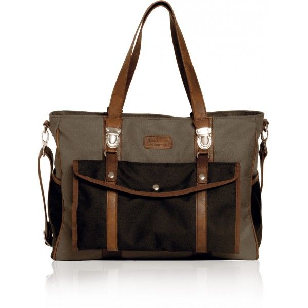 Sac à langer Magic Zen grey - babyzen