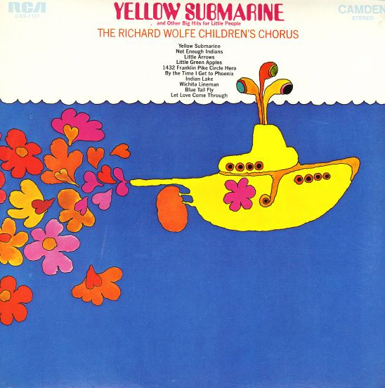 Richard Wolfe Children's Chorus: Yellow Submarine