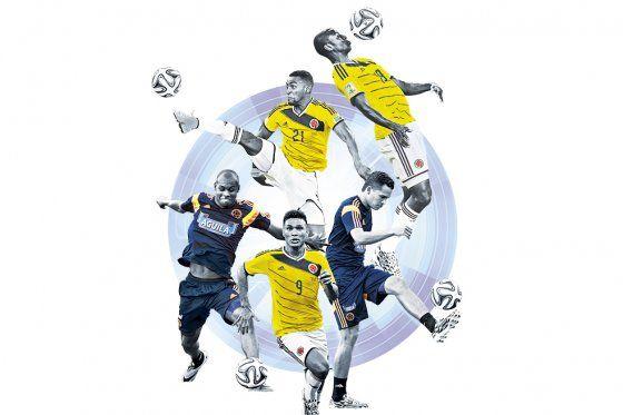 Brasil es atacable #Colombia   #Brasil #MundialBrasil2014 #Brasil2014
