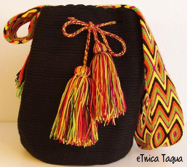 Mochila Wayuu - Colombia | Mochila Wayuu | Pinterest ...