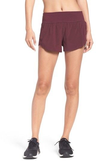 Zella Women's Runaround Compact Shorts