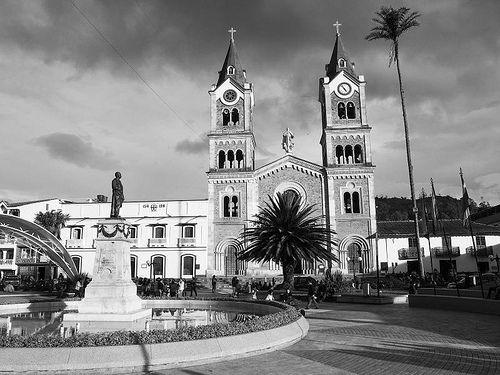 Plaza de Ramiriquí