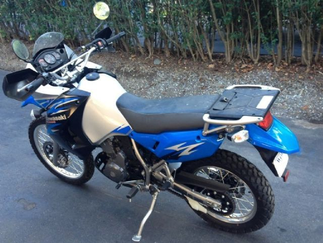 2008 Kawasaki KLR 650 Dual Sport , 60 miles for sale in New Haven, CT