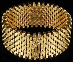 Inspiration: woven hexnut cuff!!!!