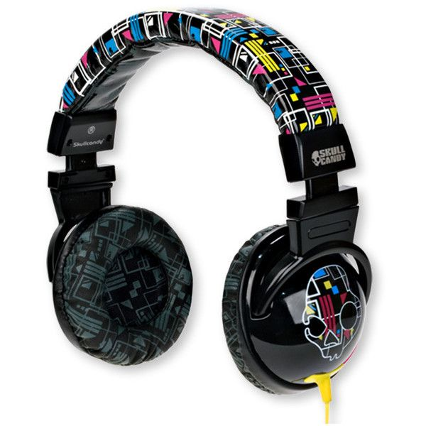 Skullcandy Hesh Headphones ❤ liked on Polyvore featuring headphones, electronics, accessories, music and head phones