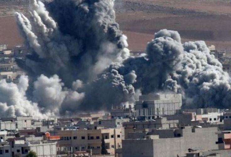 ΕΚΤΑΚΤΟ: Με κομμένη την ανάσα ο πλανήτης: Οι ΗΠΑ θα πλήξουν την Δαμασκό γιατί η συριακή αεροπορία κτύπησε με βόμβες-βαρέλι – Εγκλωβίστηκαν τα F-22 Raptor