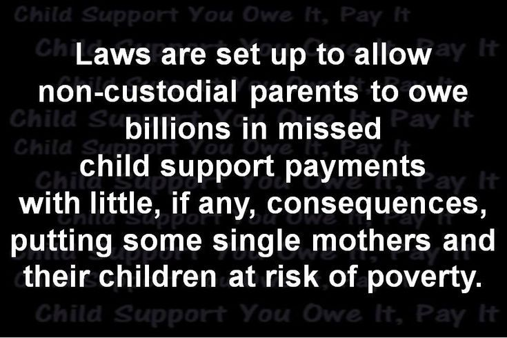 Calculate Child Support Payments Child Support Calculator Laws Are Set Up To Allow Non Custodial P Child Support Quotes Child Support Payments Child Support