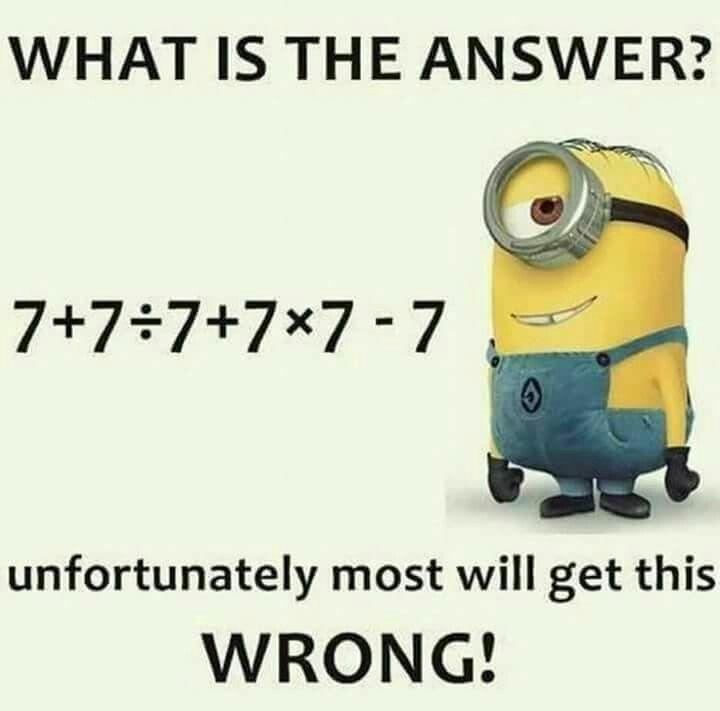 Funny Minion Math Funny Quotes Minions Funny Funny Math Quotes Funny Minion Pictures