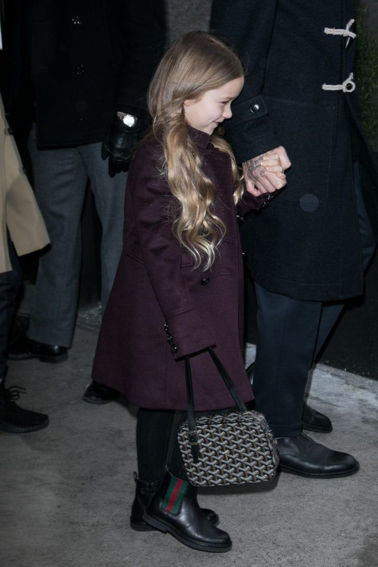 My New York Fashion Week Diary by Harper Beckham, Age 5 Years and 7 Months