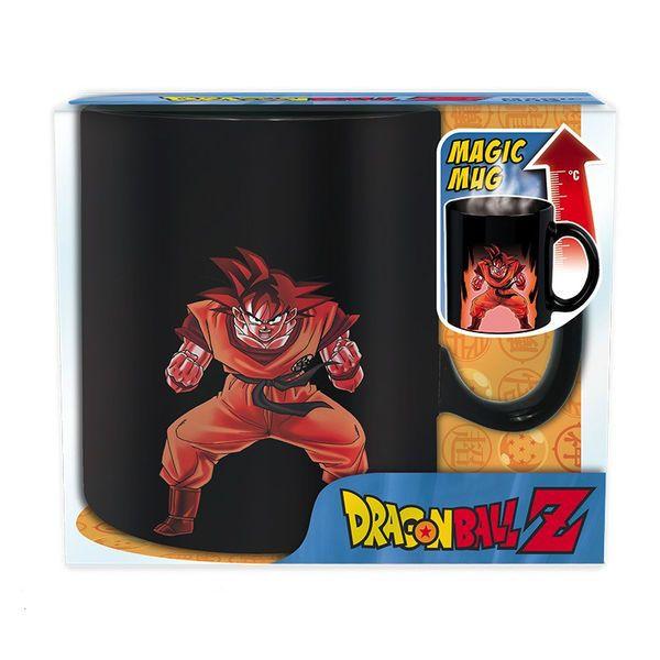 Mug Thermo DBZ : Son Goku - 460 ml13