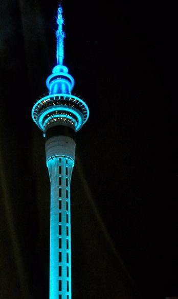 Sky Tower, Auckland..