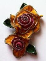 Gallery.ru / Фото #16 - Брошки, заколки, цветы из интернета - lupinn