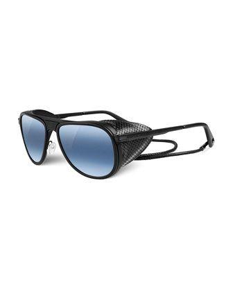 fe04e0771a Vuarnet Glacier Pilot Sport Polarized Sunglasses