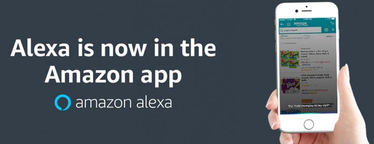 Η Alexa είναι πλέον διαθέσιμη για iOS! - https://wp.me/p3DBOw-En8 - Η εικονική βοηθός της Amazon, Alexa, είναι μια από τις πιο ανταγωνιστικές τεχνολογίες της αγοράς καθώς μπορείτε να την βρείτε σε Echo ηχεία και μια πληθώρα smartphones συμπεριλαμβανομένου του Mate 9 της Huawei. Τώρα η Amazon σχεδιάζει ν