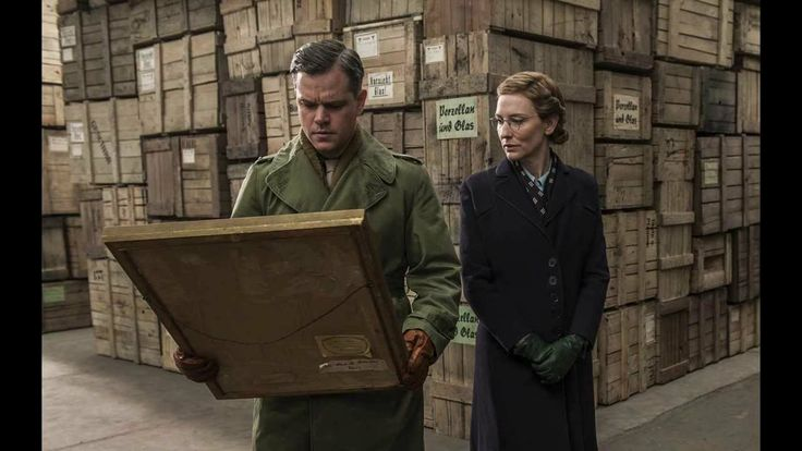 Watch The Monuments Men full movie Streaming Online free download,HD Qua...