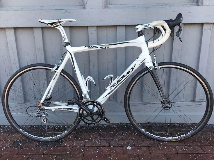 Ridley Damocles Road Bike w/ Campagnolo Centaur Carbon #Ridley