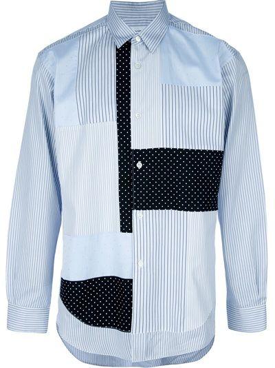 Shirt Patchwork Shirt | Comme Des Garçons