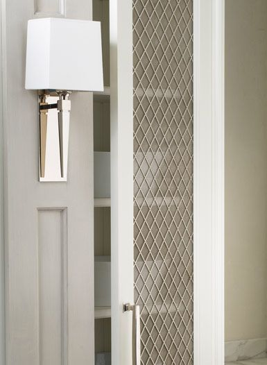 Trend To Try: Wire Mesh Cabinets | Greystone Statement Interiors | Interior  Design Blog