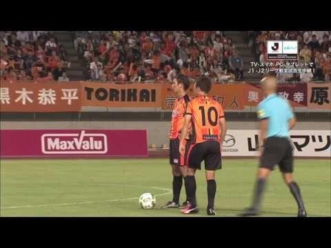 Renofa Yamaguchi vs Consadole Sapporo - http://www.footballreplay.net/football/2016/07/31/renofa-yamaguchi-vs-consadole-sapporo/
