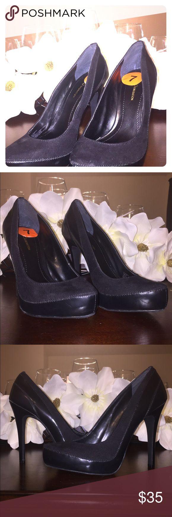 Blk BCBG Generation sz 7, 5 inch heel Blk BCBG Generation sz 7 , 5 inch heel. BCBGeneration Shoes Heels