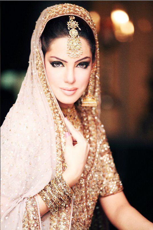 Soma Sengupta Indian Wedding Makeup- Sweetly Pink!