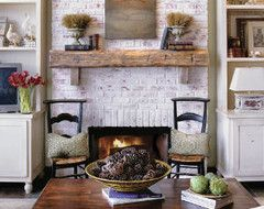 Would You Paint This Fireplace White Houzz Fireplace
