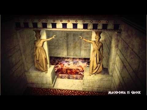 Αμφίπολη, Τύμβος Καστά - Amphipolis, Kasta Tomb - YouTube