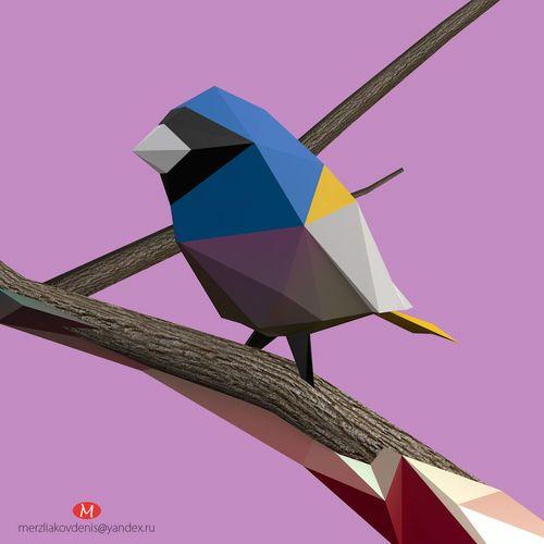 birds   3D Print Model